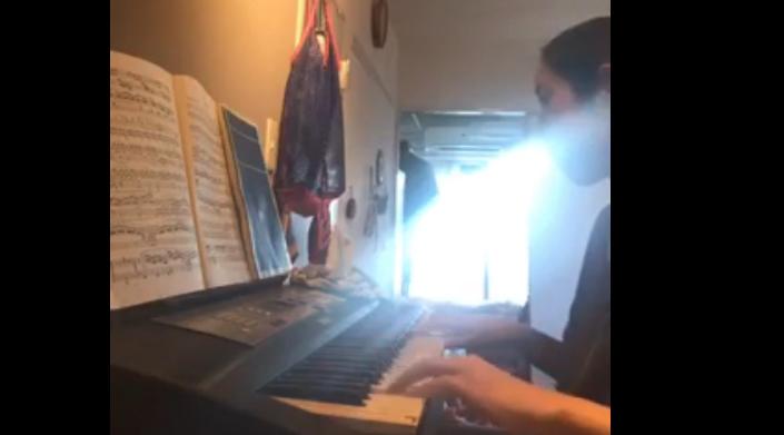 おなかDEピアノライブ♪  SONATINEN ALUBUM 1 作品20 第1番 ハ長調